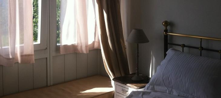 Aetheria master bedroom